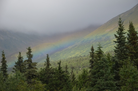 Landscape Rainbow