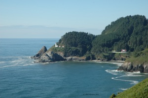 Heceta Head Lighthouse, Oregon