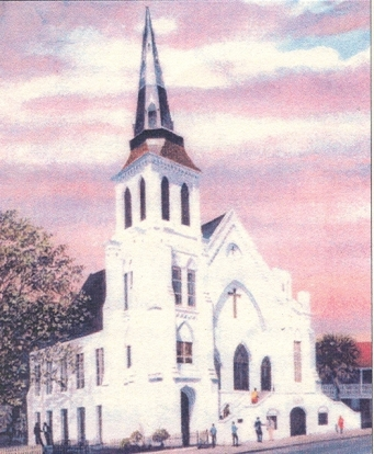 Mother Emanuel AME Church in Charleston, SC