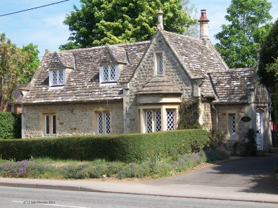 House in Shrivenham, England