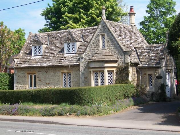 Shrivenham house