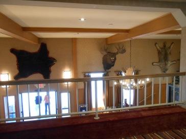 Alaska - hotel decor
