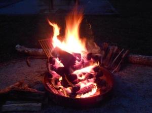 Campfire of your dreams!