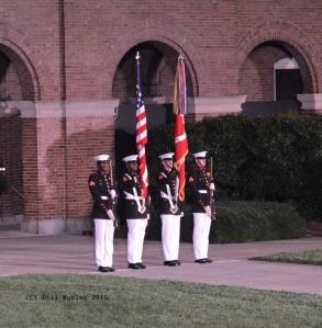 U.S. Marine Corps Honor Guard, Washington, D.C.