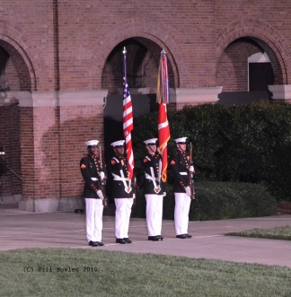 U.S. Marine Corps Honor Guard, Washington, D.C.