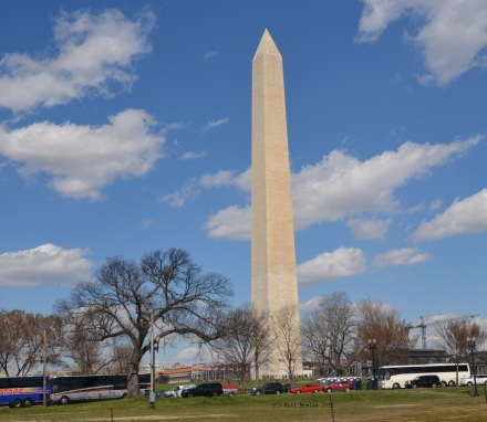The Washington Monument, Washington, DC