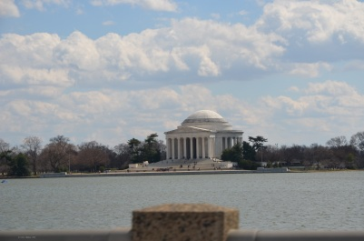 Jefferson Monument in Washington, D.C.