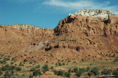 Albuquerque desert places