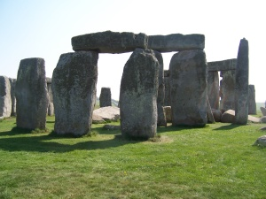 Stonehenge, burial area for ancient peoples