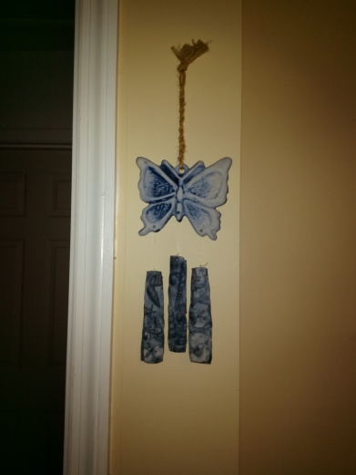 Wind chimes from Hawaii