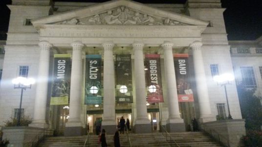 The Schermerhorn Symphony Center, Nashville, Tennessee