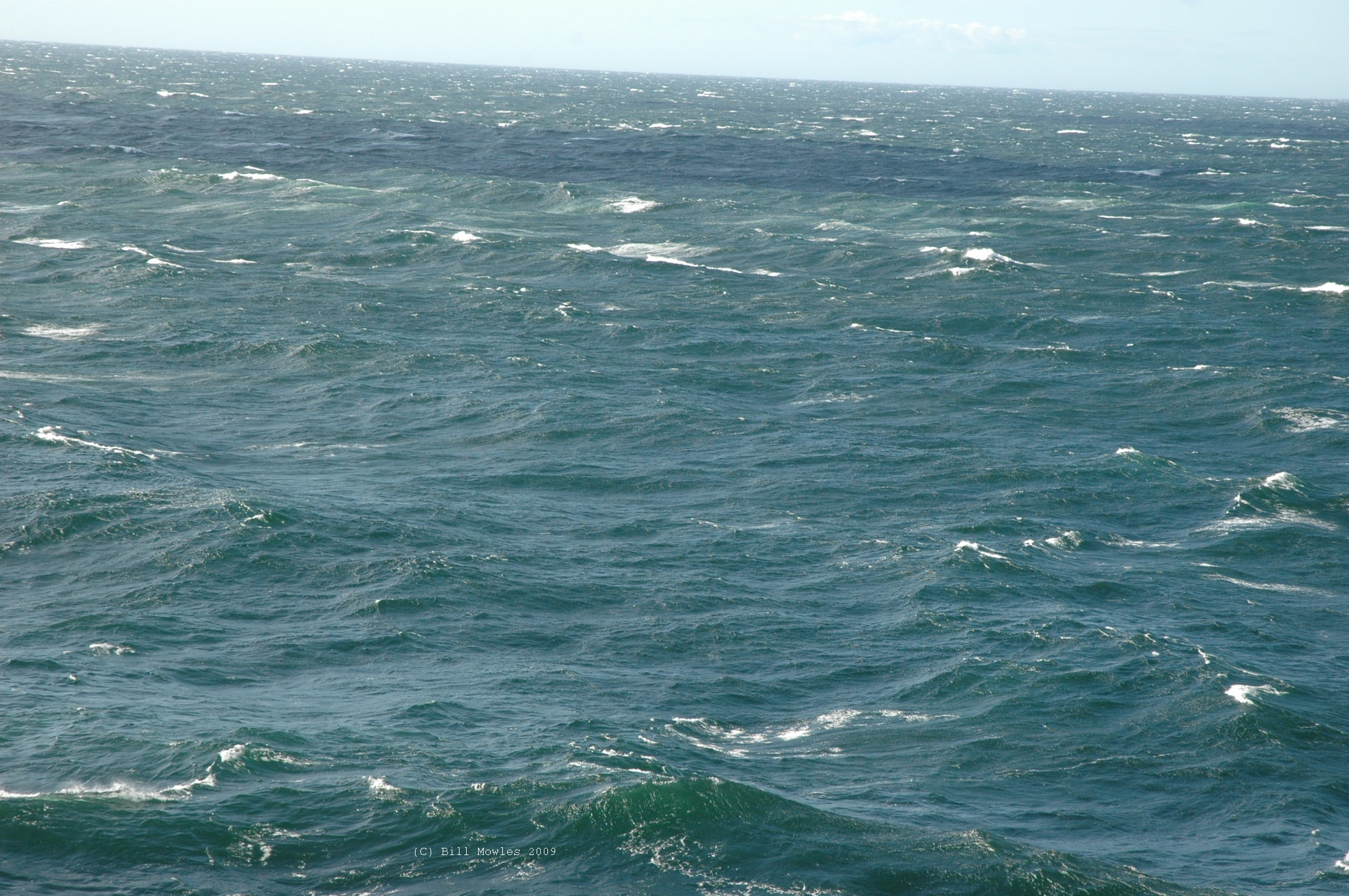 Ocean waves  (C)