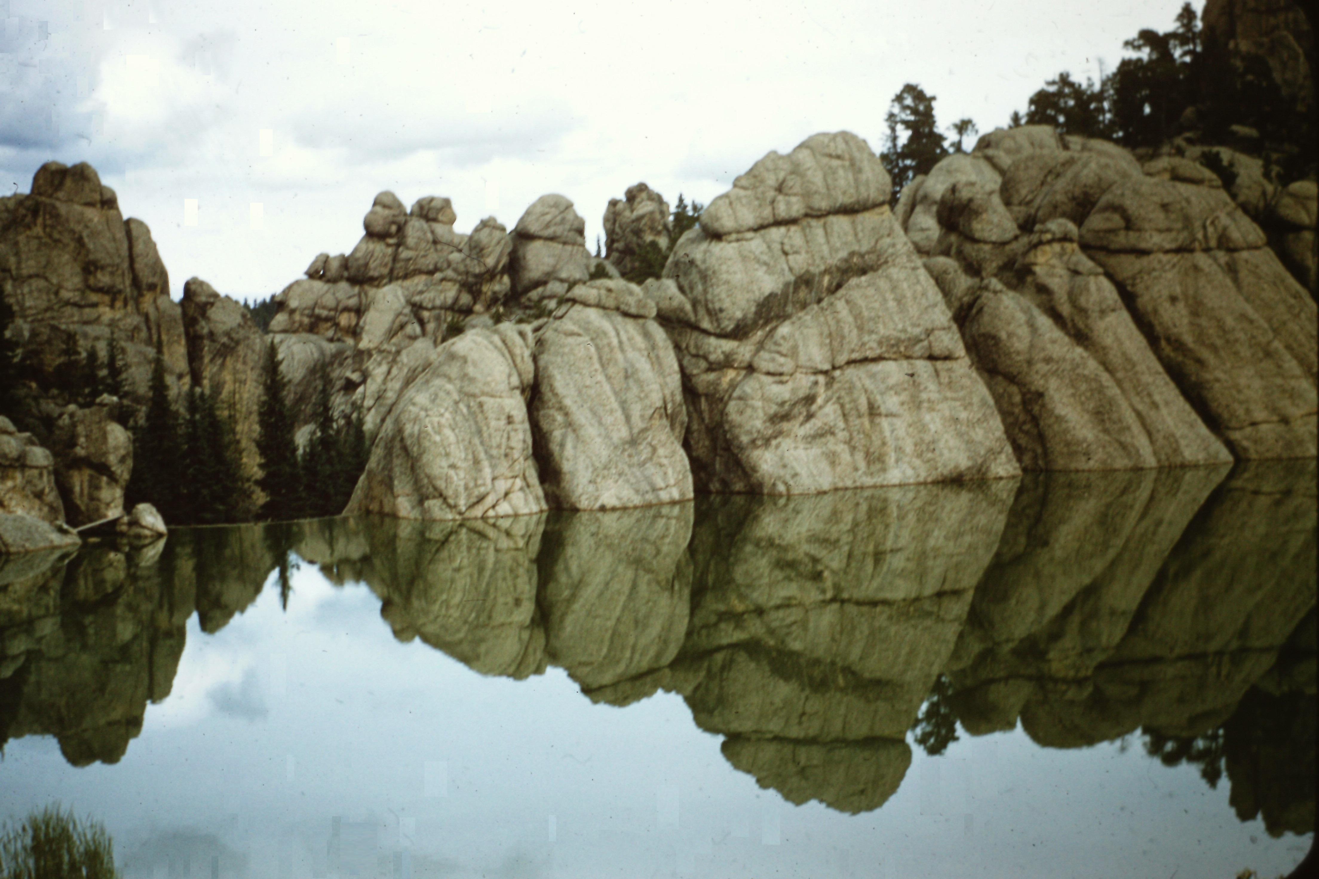 Sylvan Lake, Black Hills, ND (C)