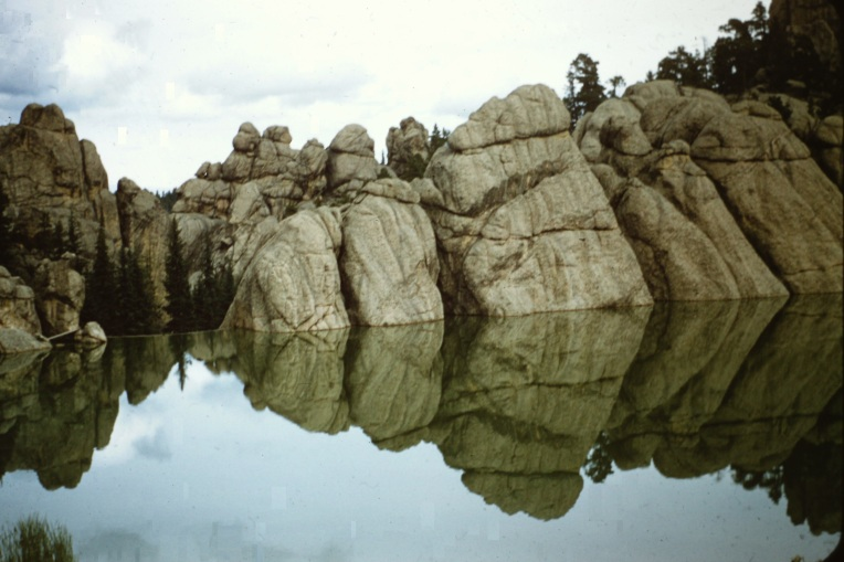 Sylvan Lake, Black Hills, ND (C)