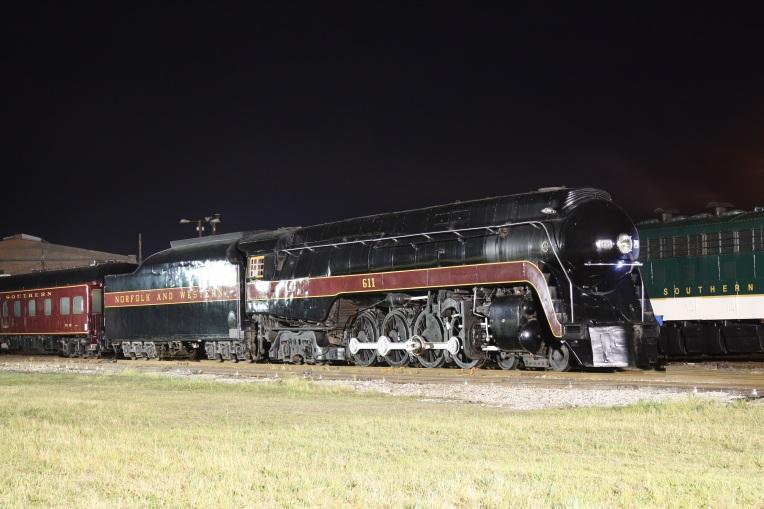 Train - 611