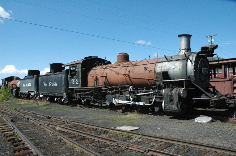 Train - Freight train Rio Grande
