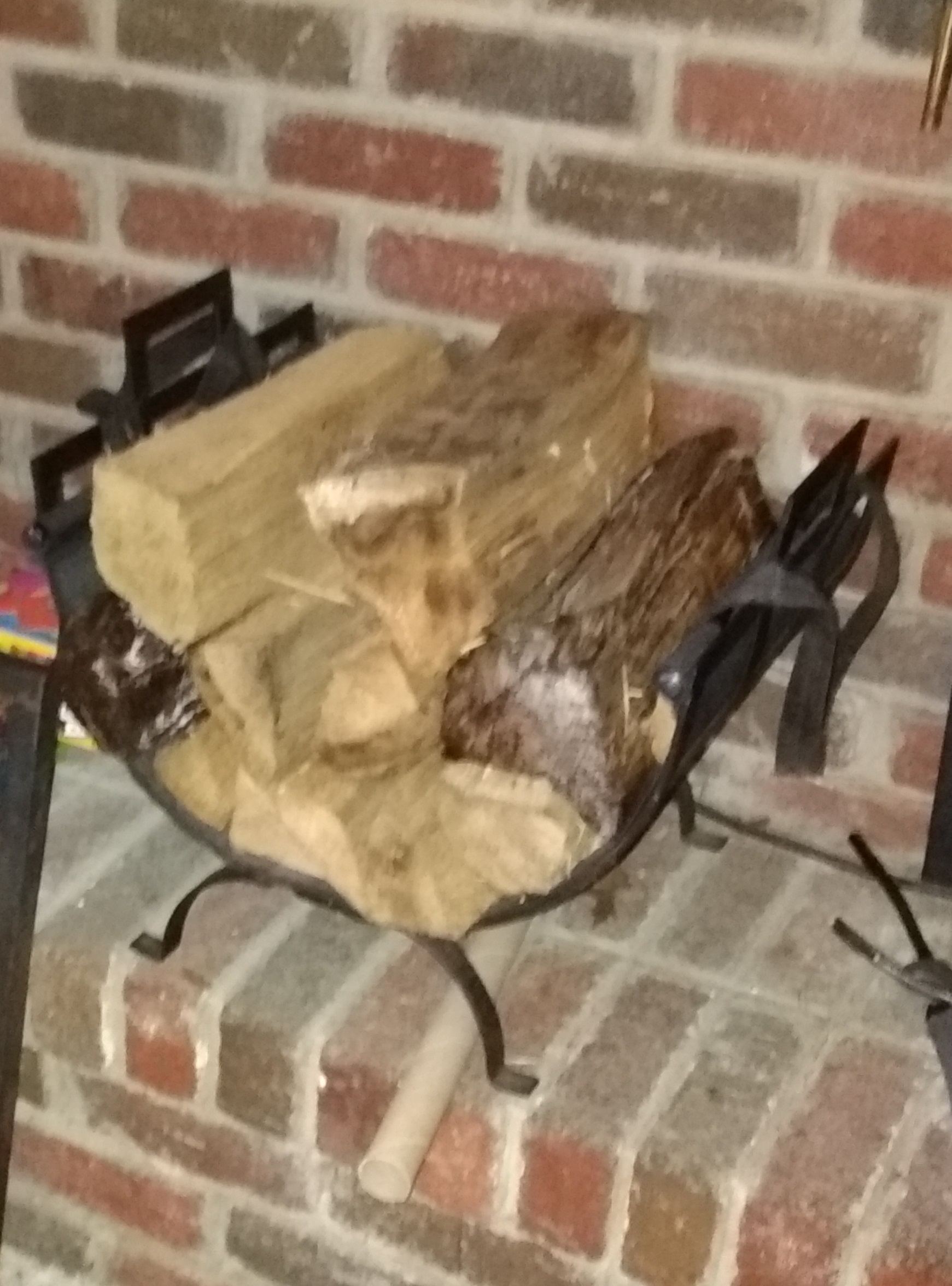 Wood for stove