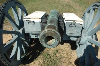 Cannon at Jamestown