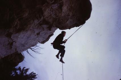Falling off