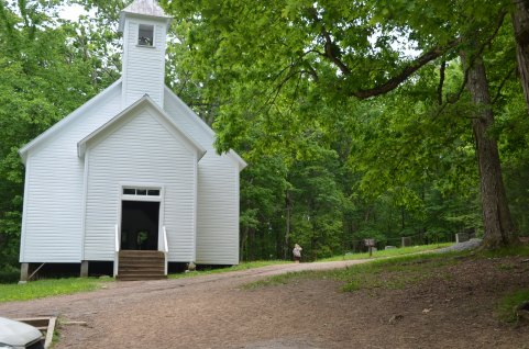 cades-cove-church