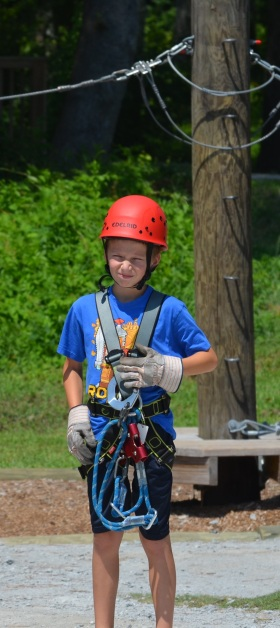 myrtle-beach-ropes-course-reluctant-participant