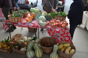 Abingdon farmers market 2
