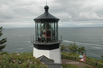 USED Lighthouse lamp Oregon 2009 419 (C)
