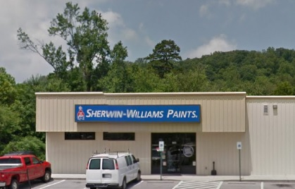 Sherwin Williams building
