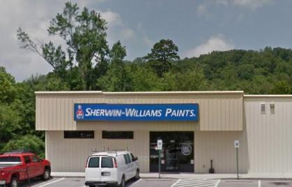 Sherwin Williams building