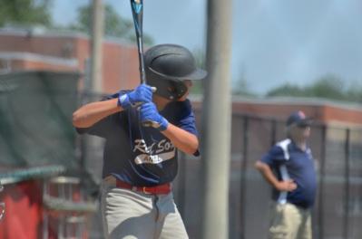 Baseball - batter up