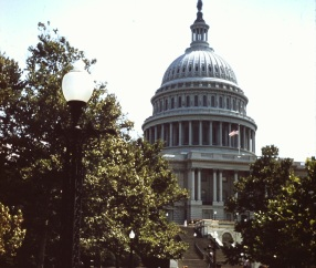 The US Capital Building