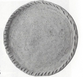 Lachish bread pan