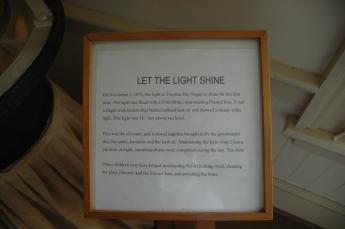 Let the light shine sign Oregon 2009 411