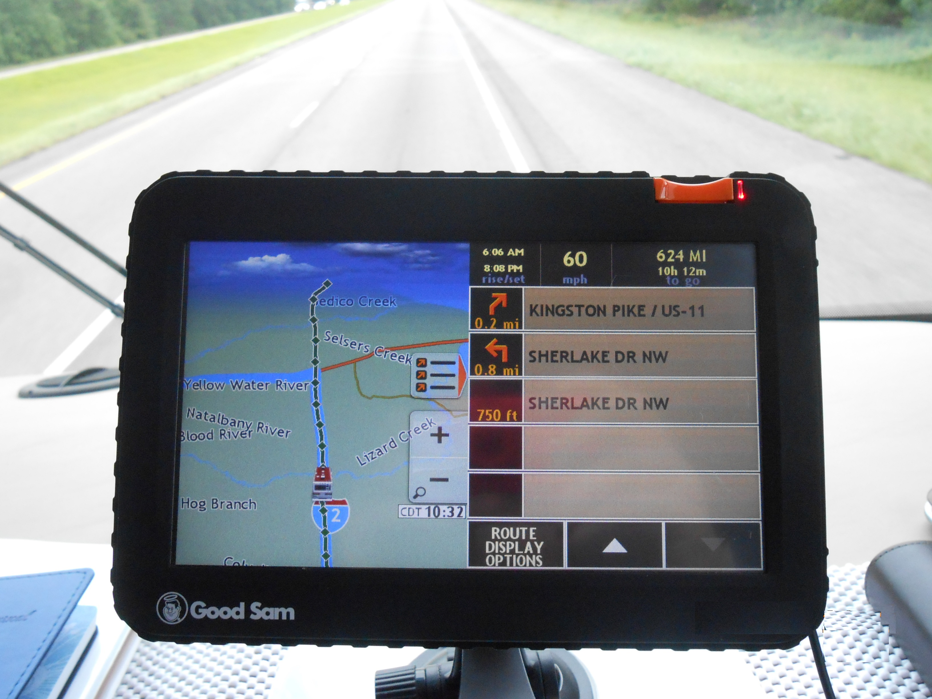 Directions GPS
