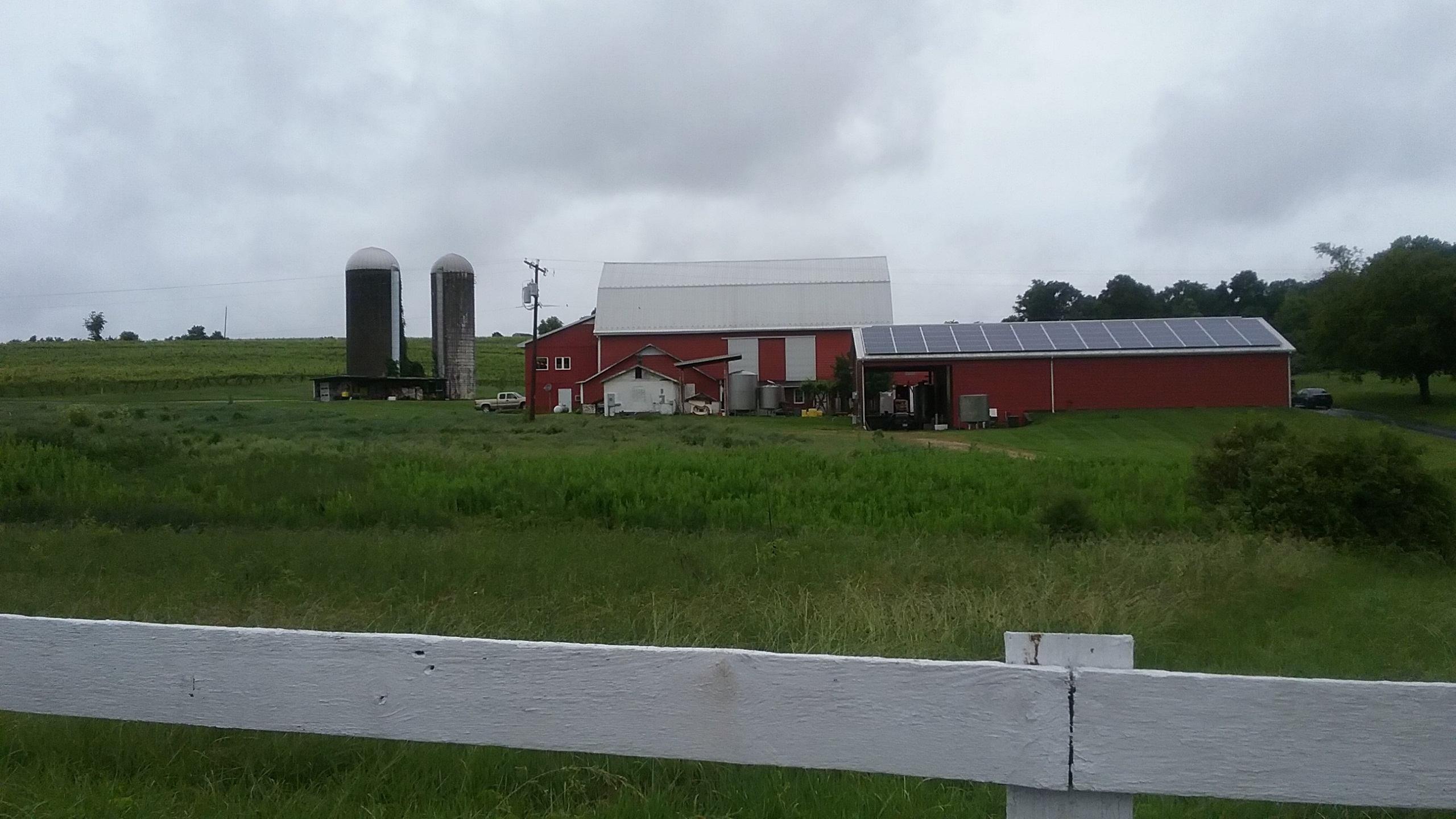 Farm in Tennessee