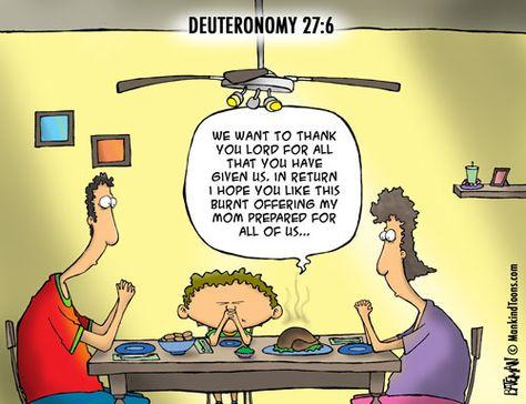 burnt offering - funny-christian-jokes-christian-humor