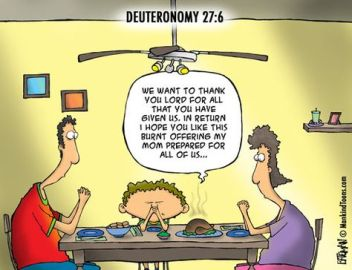 burnt offering - funny-christian-jokes-christian-humor