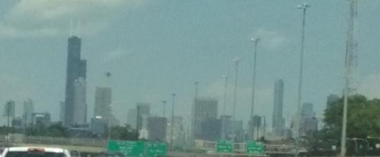Chicago skyline cropped