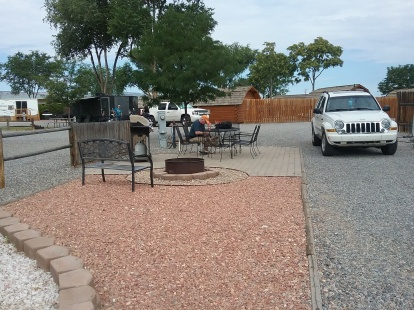 Grand Junction Co campground without RV
